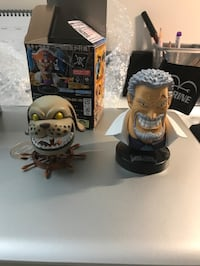One piece great deep collection Garp and his hat Fairfax, 22031
