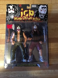 Toy Action Figure Insane Clown Posse