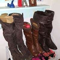 Ladies boots !!!! Guelph, N1K 1P5