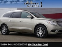2014 Buick Enclave Leather Hayward, 94544