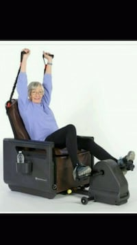 Medical trainer chair