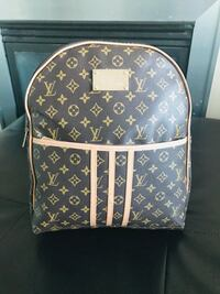 Louis Vuitton Leather bagpack  Calgary, T3J 0J4