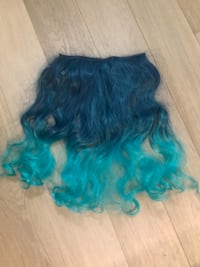 Hair extension piece