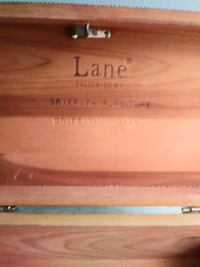 Lane Cedar lock box Gary
