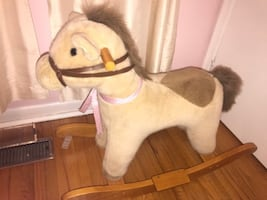 Pottery Barn Kids Rocking Horse - Excellent Cond. Price is Firm!  Smok