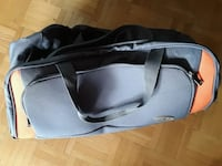 Sports bag with wheels Toronto, M3C 1L2