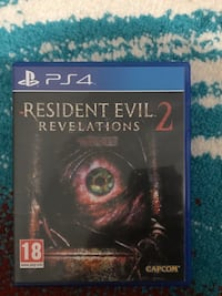 Resident Evil 2 ps4 Derince, 41900