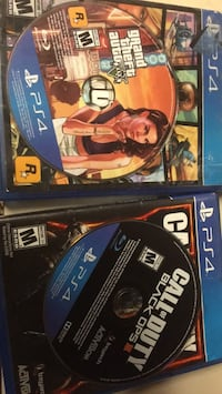 GTA 5 and Call of Duty Black Ops 3 PS4 both work fine! Palmetto, 34221
