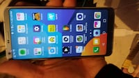 LG g6 blue used but new condition... 400.00 obo  Edmonton, T5W 2Y3