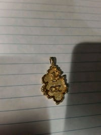 Dazzlers 1 oz. Pure gold Necklace Charm Panama City, 32401