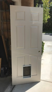 White wooden 6-panel door INDOOR Las Vegas, 89145