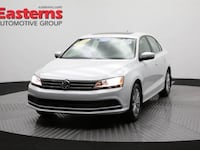 2015 Volkswagen Jetta 1.8T SE w/Connectivity/Navigation Temple Hills, 20748