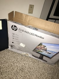 Hp monitor new Laurel, 20707