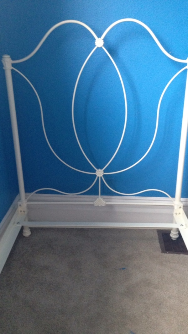 Used Pottery Barn Kids Allie Iron Bed Frame For Sale In Portland Letgo