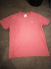 Xl red short sleeve shirt Rio Linda, 95673