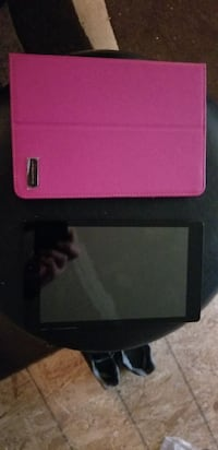 pink and black tablet computer case North Beach, 20714