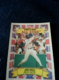 Topps Baseball trading card collection Tolland County, 06076