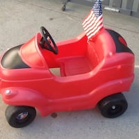 Little tikes car