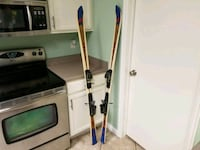 K2 two68 skis with Marker Bindings Woods Cross, 84087