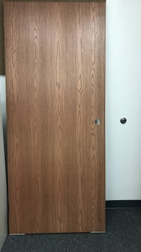 door commercial grade with frame & hardware
