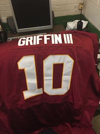 Redskins RG3 rookie jersey size 60 Pittsburgh, 15208