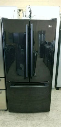30 inch black LG FRENCH DOOR FRIDGE  Toronto, M3N 1V7
