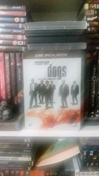 Reservoir Dogs - Steelbook 2 disc dvd