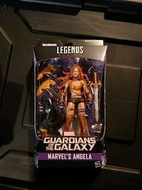 6-inch Legends Series Marvel's Angela Richmond Hill, L4B 4V9