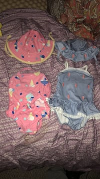 6-12 month bathing suits