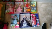 Collectable barbies and dolls Manheim, 17545