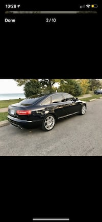 """Audi A6. 3.0T S line, AWD,Loaded,MINT condition! 19"""" rims. King"""