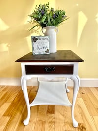 Shabby Chic Accent table/ stand