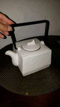 Square modern tea pot Ottawa, K1N 7J5