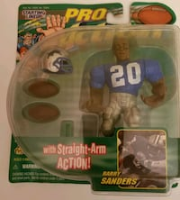 Barry Sanders Collectable  Tomball