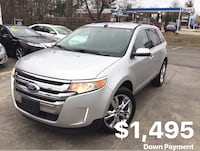 2013 FORD EDGE LIMITED  Methuen, 01844