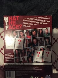Why the Face board game  St. Louis Park, 55416