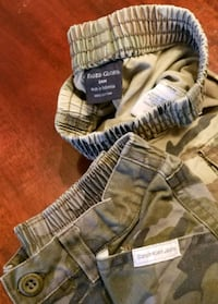 Shipping is available, 2 Pair: 24 Mo. Toddler Camouflage Pants Garden City, 11530