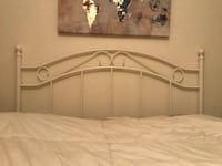White headboard Las Vegas, 89123