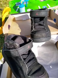 Jordan size 9c shoes 1200 mi