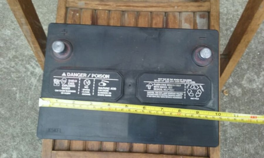 Top Post Vehicle Battery  239f6631-7047-4a8b-bb75-510bc25825c0