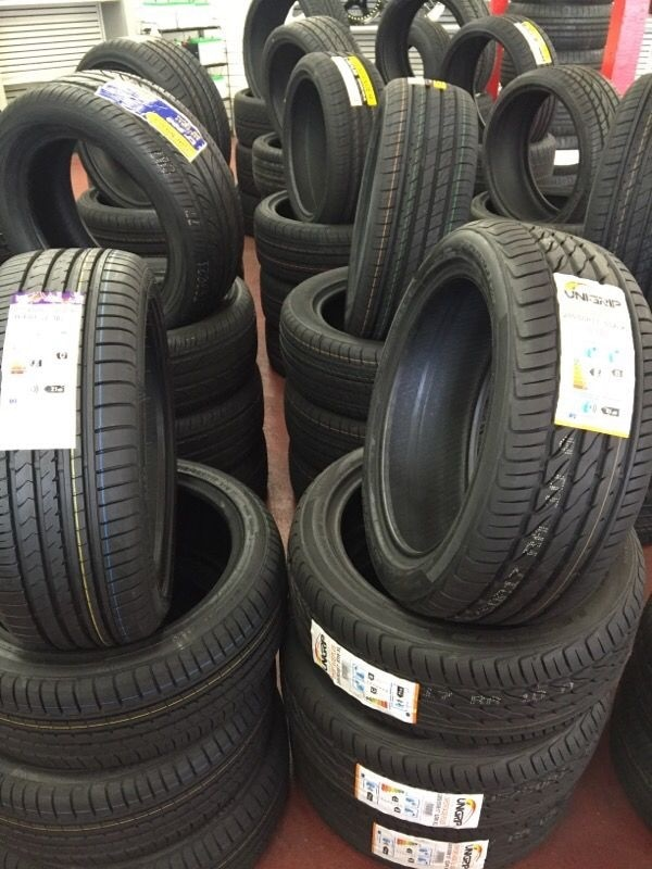 225/30/R20 - Set of Four New Tires