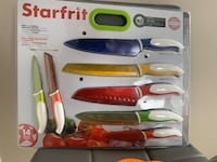 Starfrit 14 piece knife set-- BRAND NEW NEVER OPENED Vaughan, L4L