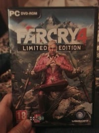 Farcry 4  limited edition Asker, 1389
