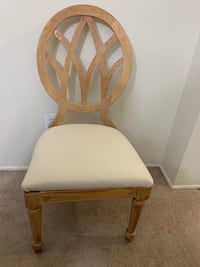 4 Solid Wood Chairs for $40 Silver Spring, 20906