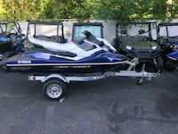 2018 black and blue personal watercraft Alexandria, 22309
