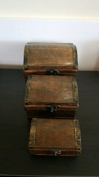 NEW! Wooden jewelry boxes Arlington, 22204