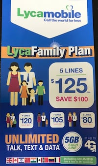 Unlimited no contract monthly plan! Norman, 73069