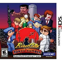 River city ransom Tokyo rumble (3DS) Calgary, T2A 1H4
