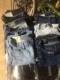 Youth clothier S M   jeans 30x30 Hampstead, 21074