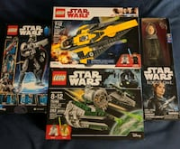 Star Wars: LEGO Sets and Toy lot Toronto, M4J 2A1